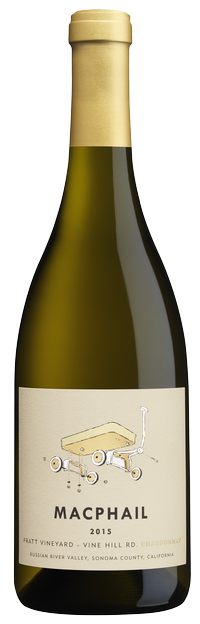 2015 Pratt Vineyard, Vine Hill Road Chardonnay