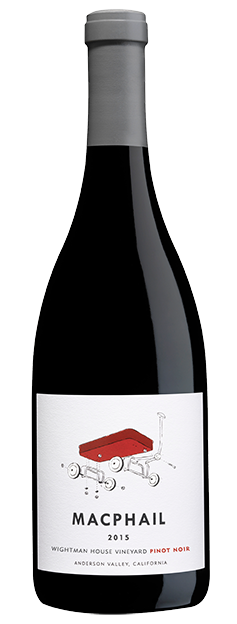 2015 Wightman House Vineyard Pinot Noir