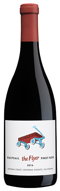 2016 The Flyer, Pinot Noir Image