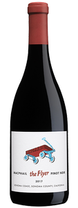 2017 The Flyer, Pinot Noir